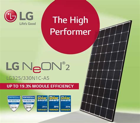 LG Solar by Greener Housing Solutions